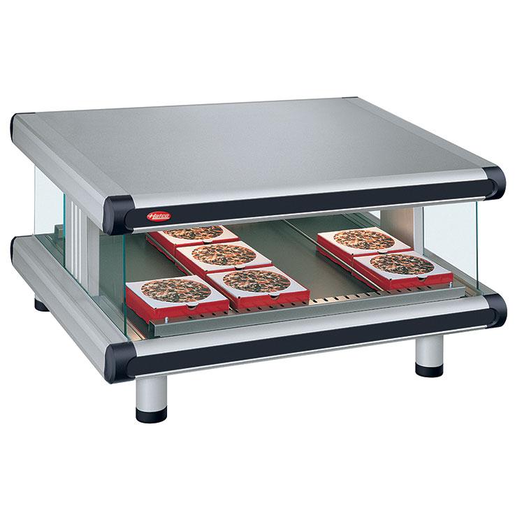 GR2SDS Glo-Ray Designer Merchandising Single Shelf Warmer