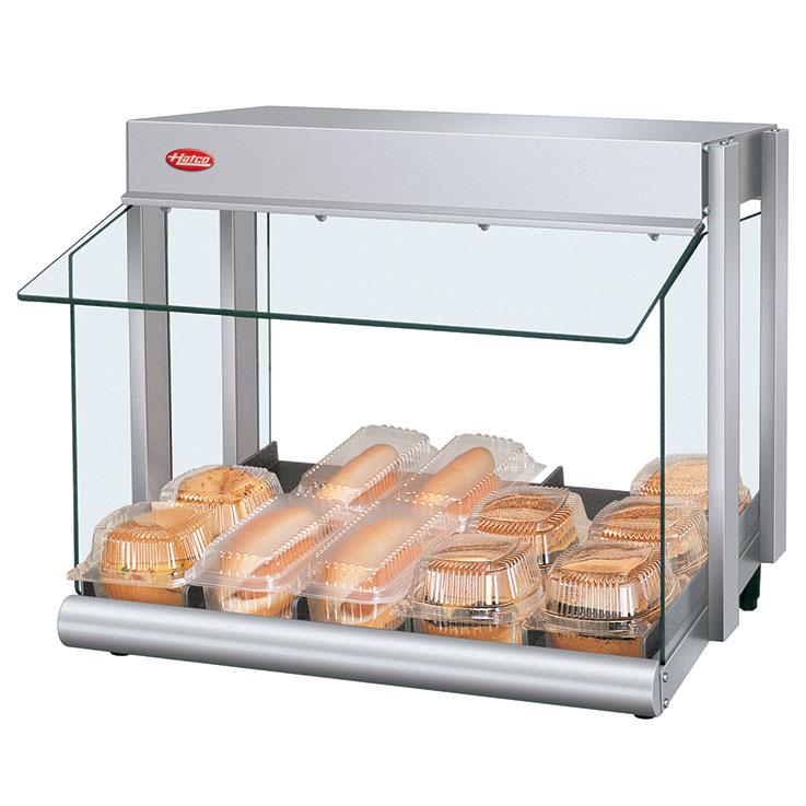 GRHW-xSGS Glo-Ray Mini-Merchandiser Hot Food Display