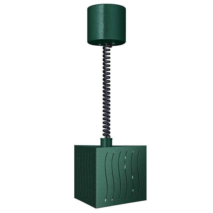 Hatco DL-1300-50 Decorative Foodwarming Heat Lamp