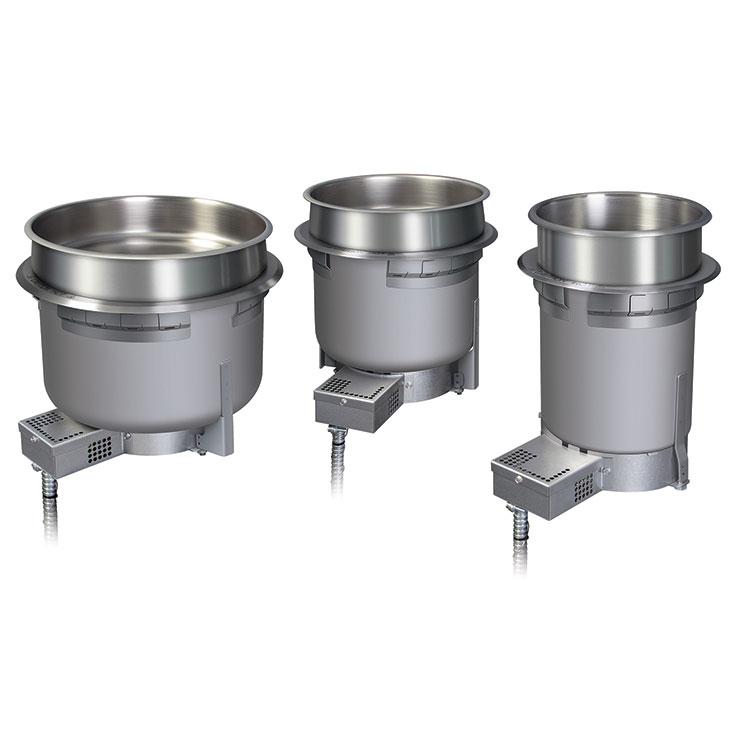 hwbqt wells warmers round heated hot u0026 fresh food keeper - Soup Warmer