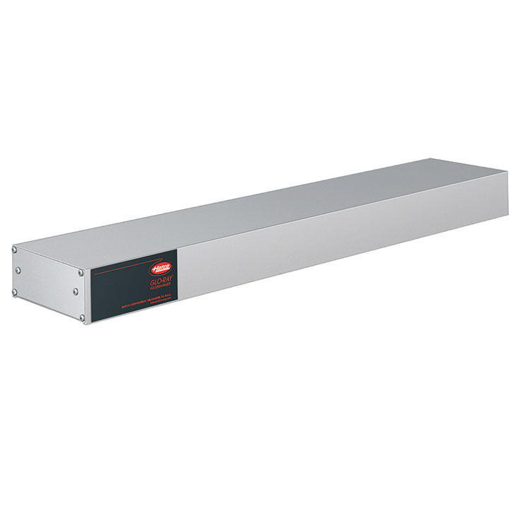 Hatco Gra Grah Glo Ray Aluminum Infrared Strip Heater