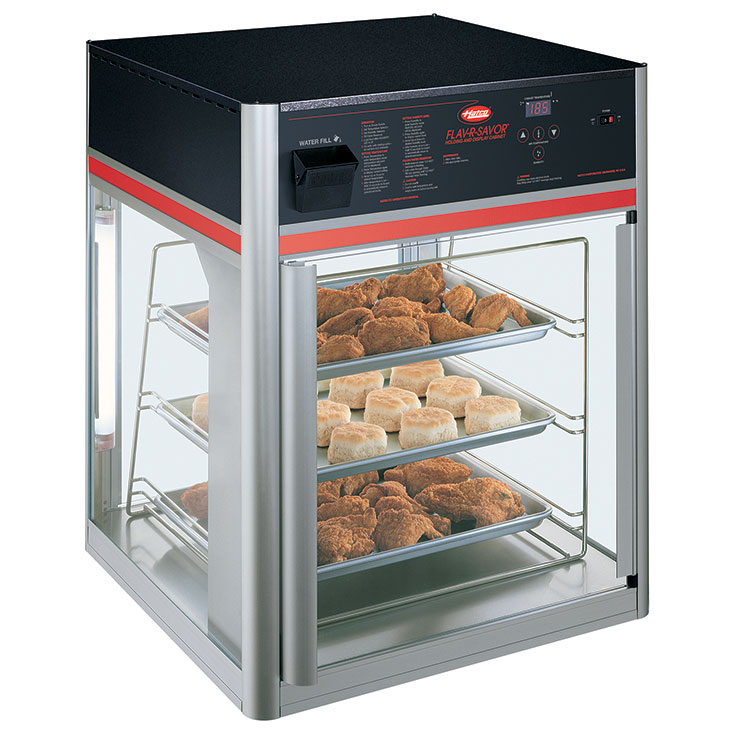 Attrayant Hatco FSD Flav R Savor Humidified Holding U0026 Display Cabinet
