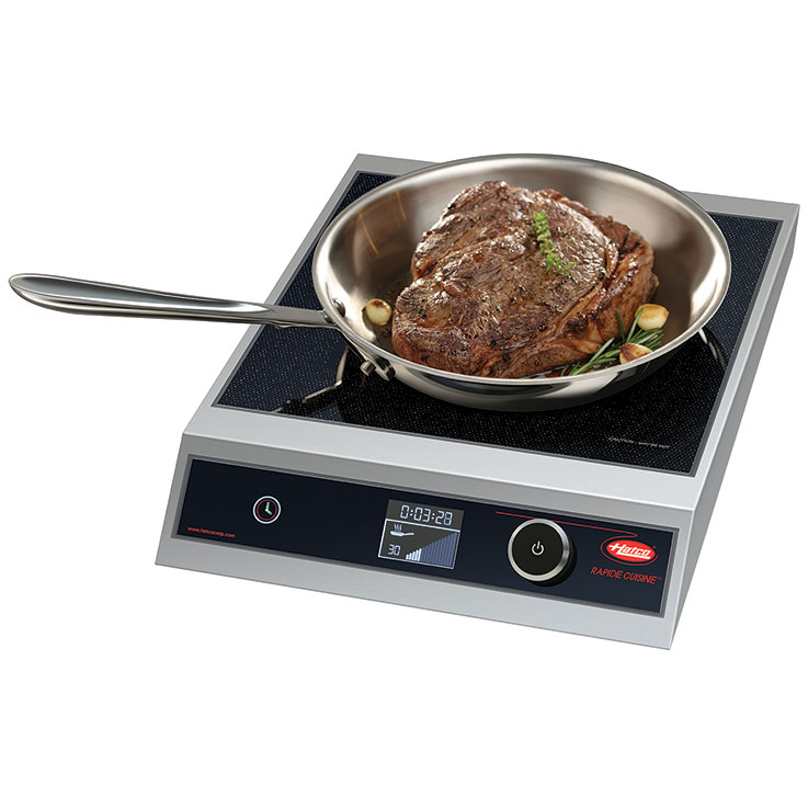 irnghc1 rapide cuisine heavy duty portable induction range hatco induction cooktop