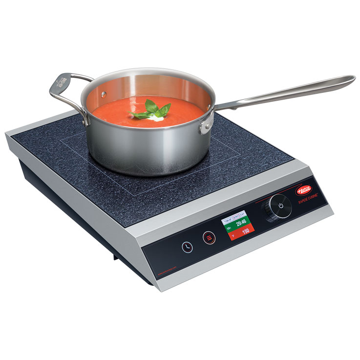Rapide Cuisine® Countertop High-Powered/Heavy-Duty Induction Range