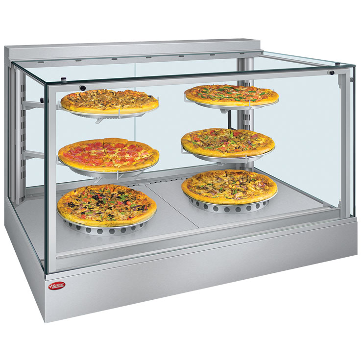 Intelligent Heated Display Cabinet with Humidity