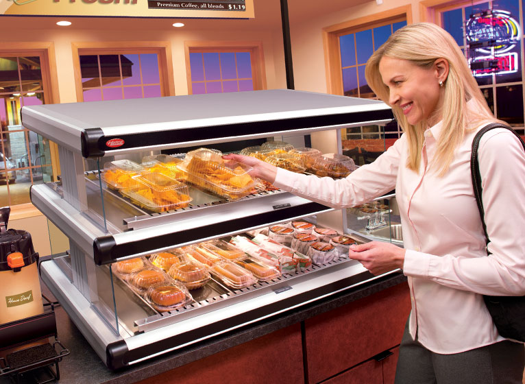 Convenience Store Food Equipment | Foodwarmers For Gas Stations