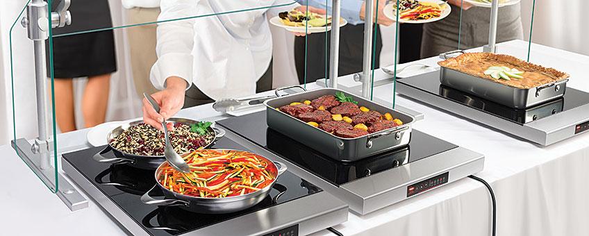 Portable Heated Glass Shelves | Portable Warmers