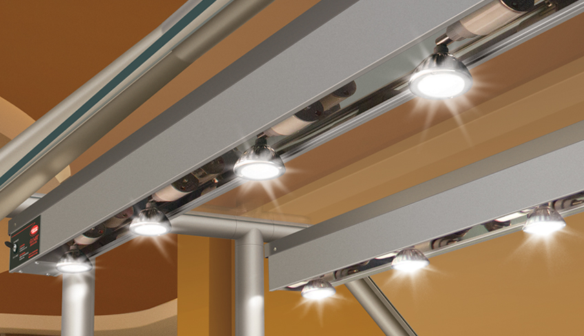 Hatco CLED Chef LED Light Bulbs | Foodservice Lighting