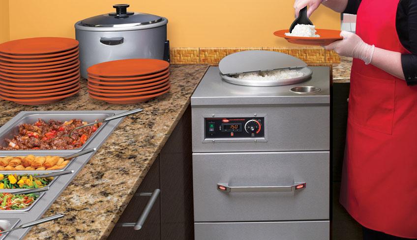 Rice Warmers | Rice Warming Drawers | Hatco