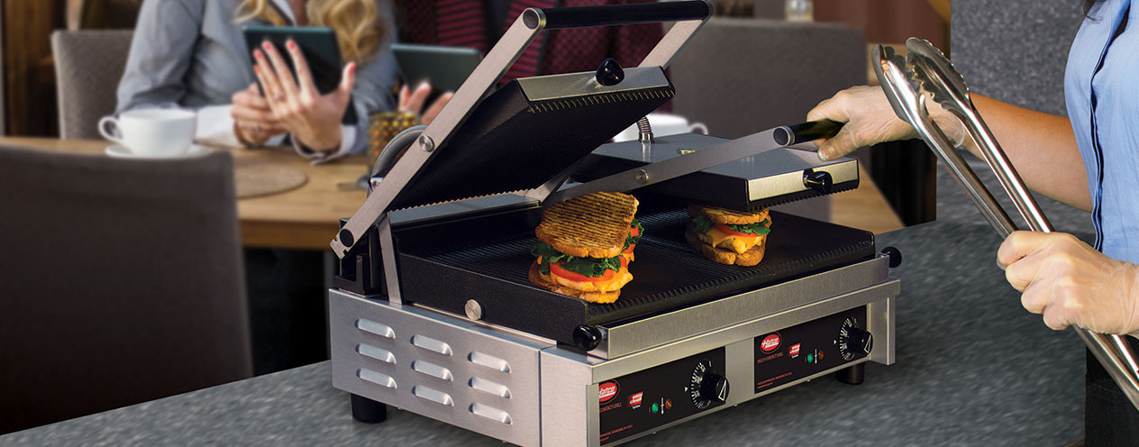 Multi Contact Grills   Countertop & Light Cooking Grills