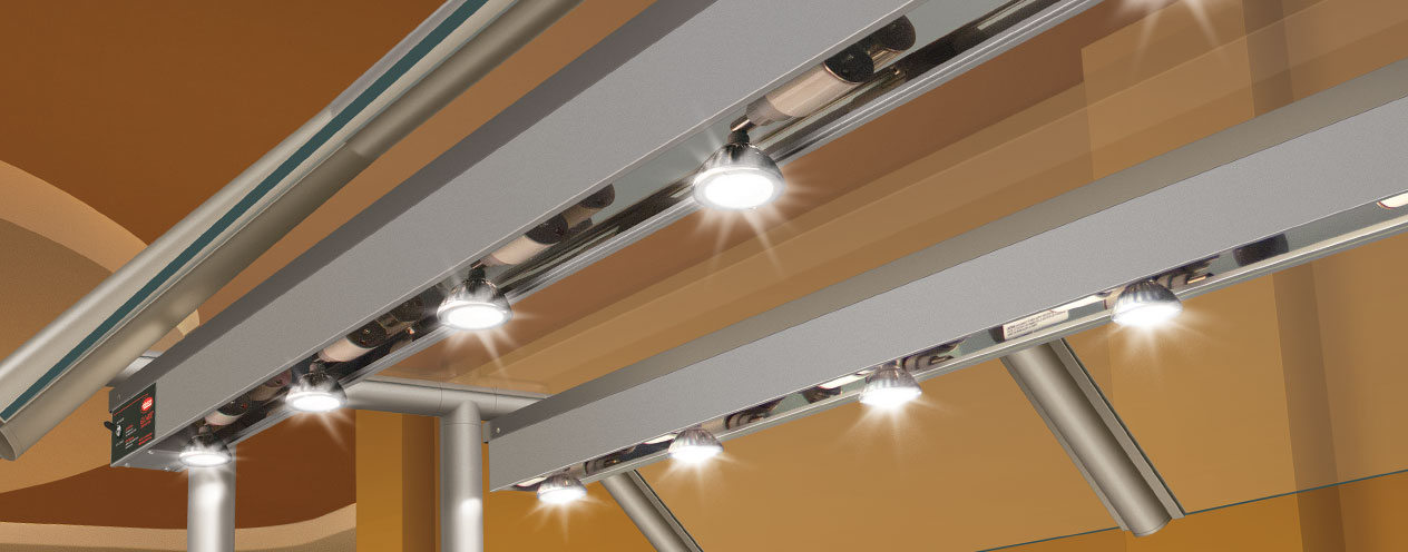 Hatco CLED Chef LED Light Bulbs   Foodservice Lighting