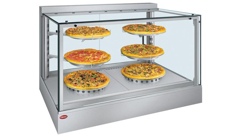 IHDCH-45 Intelligent Heated Display Cabinet